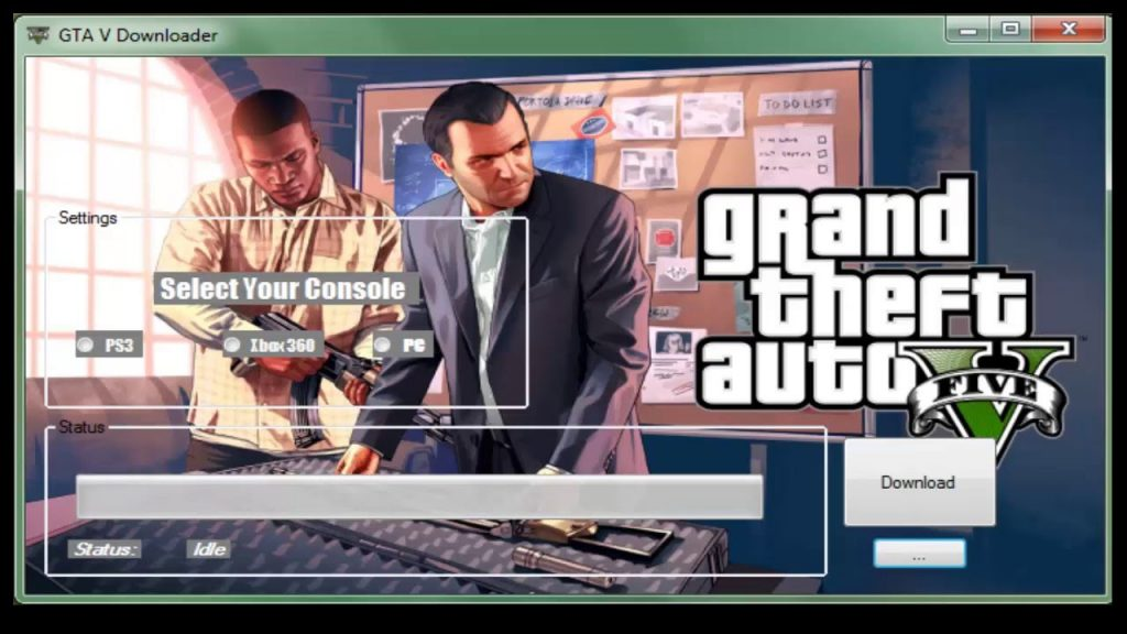 GTA 5 Download for PC free